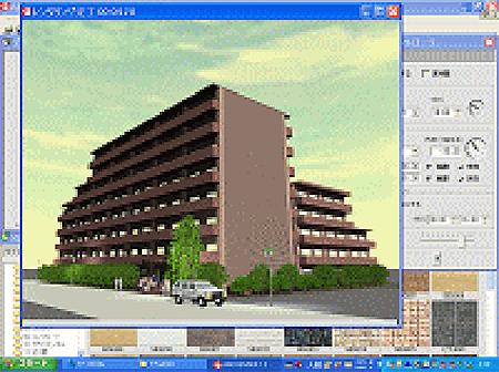 建築企画設計支援システム「TP,PLANNER」